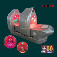 2015 hot sale Far Infrared light ozone therapy spa capsule bed for salon