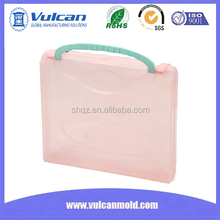 plastic injection suitcase mold
