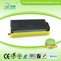 compatible TN540 toners for Brother black toner cartridge print test page