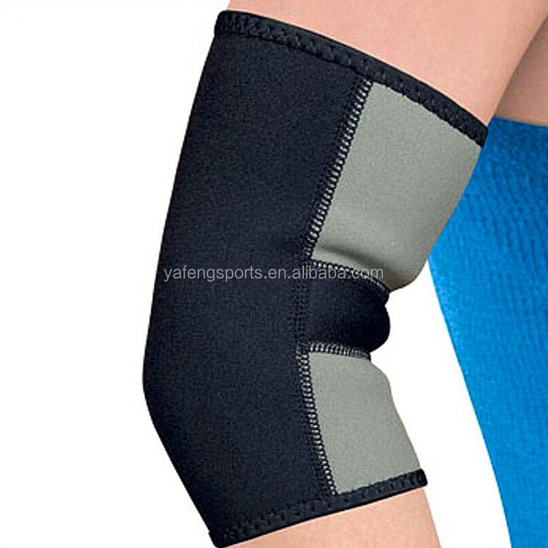 free sample high loop airprene professional elbow support