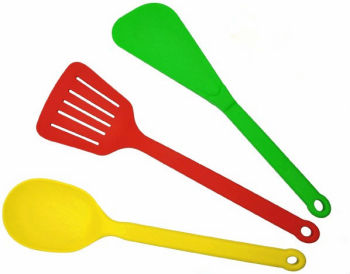 Hot selling home baking tools silicone kitchen utensils