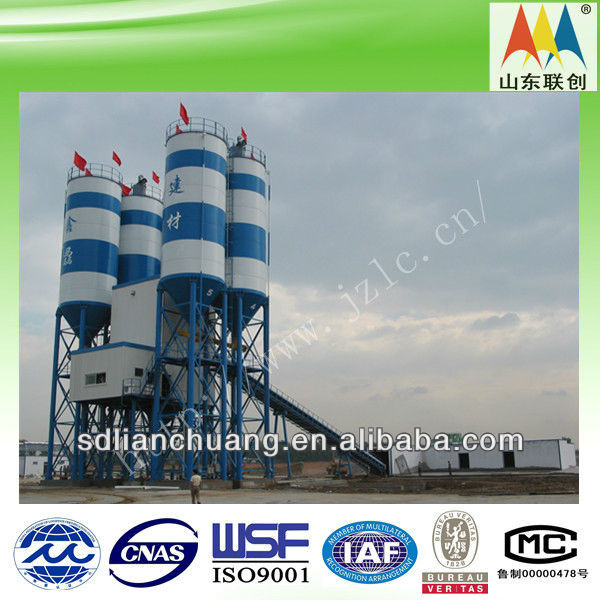 High Quality !!!!!Concrete Batching Plant HZS50