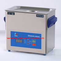 100W 3L Digital Power Adjustable Ultrasonic Cleaner DSA100-GL1