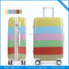 sky travel luggage suitcase , cute trolley bag