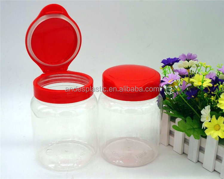 Good Quality Various Colours Food Storage Container Bpa-Free Plastic