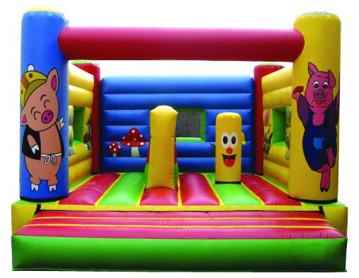Mini inflatable bouncer/bouncy castle/jumping castle