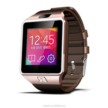 new arrival Bluetooth sim card android smart watch phone dz09 smart watch
