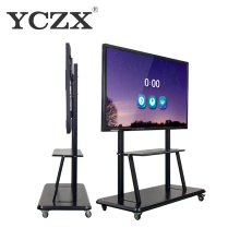 Advanced Large Panel Display led lcd Interactive Touch Display Monitors