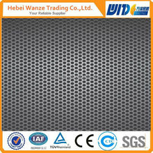decorated perforated metal mesh / decorative wire mesh panels gift wrapping / decorating mesh rolls