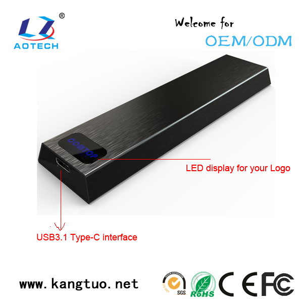usb 3.1 Type C M.2 NGFF hdd enclosure