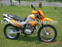 2012 new design super dirt bike BX125GY-18