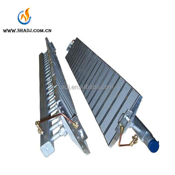 Ceramic plate Infrared Gas Heaters used for greenhouse heating system/space heater