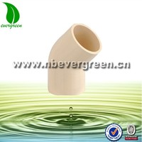 Pn16 PVC Pressure Fitting 45 degree elbow
