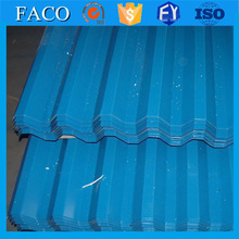 Hot selling used galvanized corrugated sheet galvanized sheet metal roofing price Tianjin factory