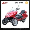 Best-selling Street Legal Trike Scooter With EPA& DOT