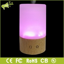 Wooden Cool Mist aroma diffuser/difusores de aromas