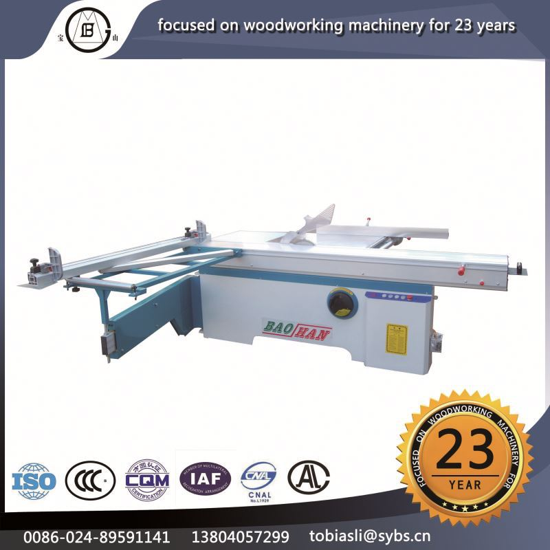 MJ-90Y 2016 hot sale high speed log simple operation no pollution panels computer controlled wood saw