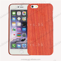 100% Real Wood Custom Design Blank Case For Mobile Phone For Iphone 6 Cover