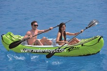 PVC Inflatable 2 Person Kayak