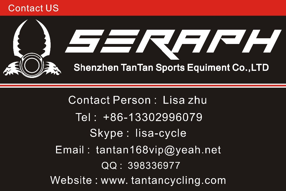2017 new technology Best Sale Top Quatily Chinese factory Tantan 700c carbon rims