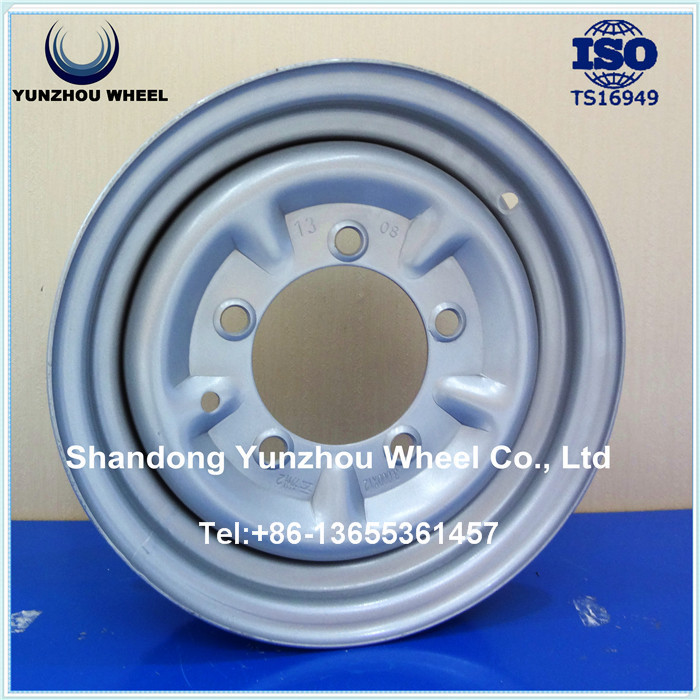 12inch electric car wheel for 4.50-12 tire