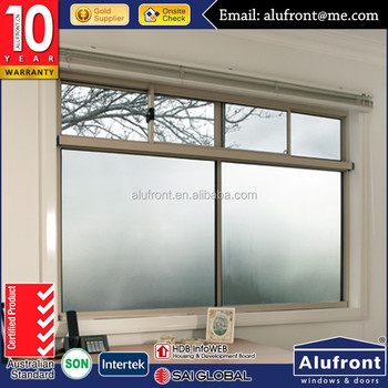 MODEL High Quality UPVC/PVC sliding windows for energy saving and acoustic