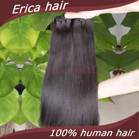 Alibaba China New 100 pure virgin natural indian temple hair cheap unprocessed wavy indian hair