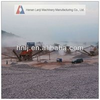 2016 Professional designed stone production line/stone crushing plant with low price
