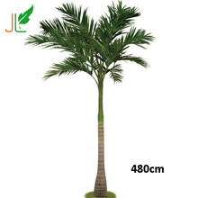 wholesale china supplier artificial fan palm tree for indoor landscape