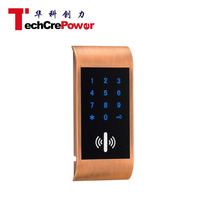 CL-10-9 High Quality Number keypad digital Electronic RFID Card Cabinet Lock for Lockers