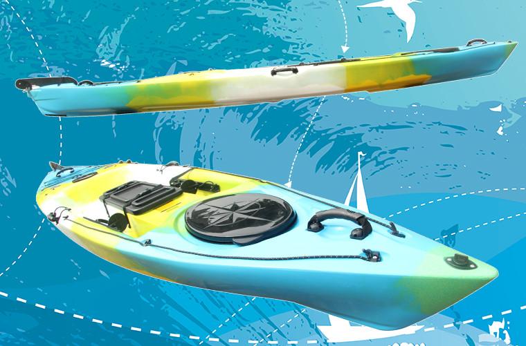 2015 New Fishing Kayak With Pedal Angler Kayak Buy Kayak