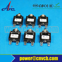 5-50A Automatic Reset Metal or Plastic Automotive Circuit Breaker