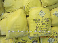 barium carbonate 99.20% white fluid powder