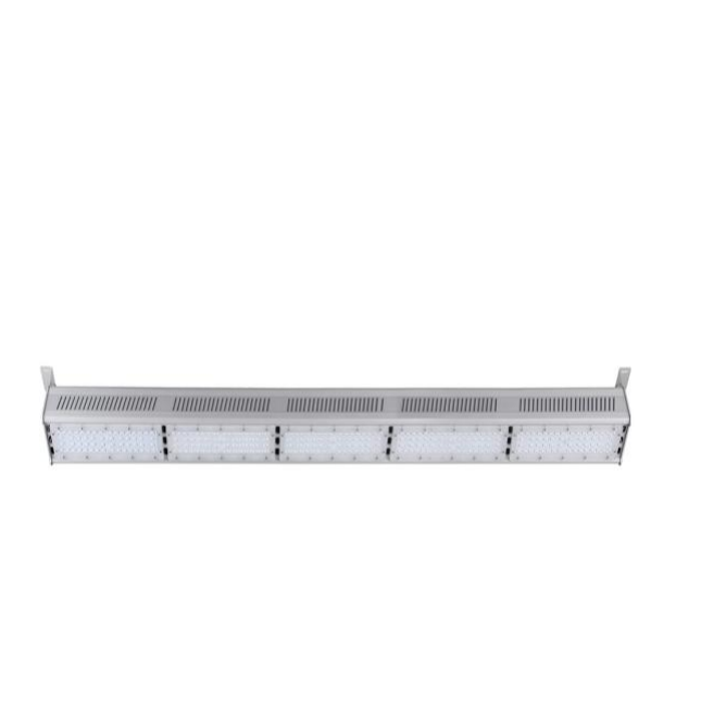 high power led lamp low bay 5 year aluminum warehouse 250W LED Linear High Bay Light
