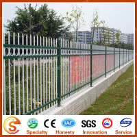 Decorative circle iron fence Wrought iron fence fittings