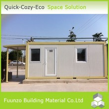 Recycled Foldable Movable Modular Container Welding Shelter