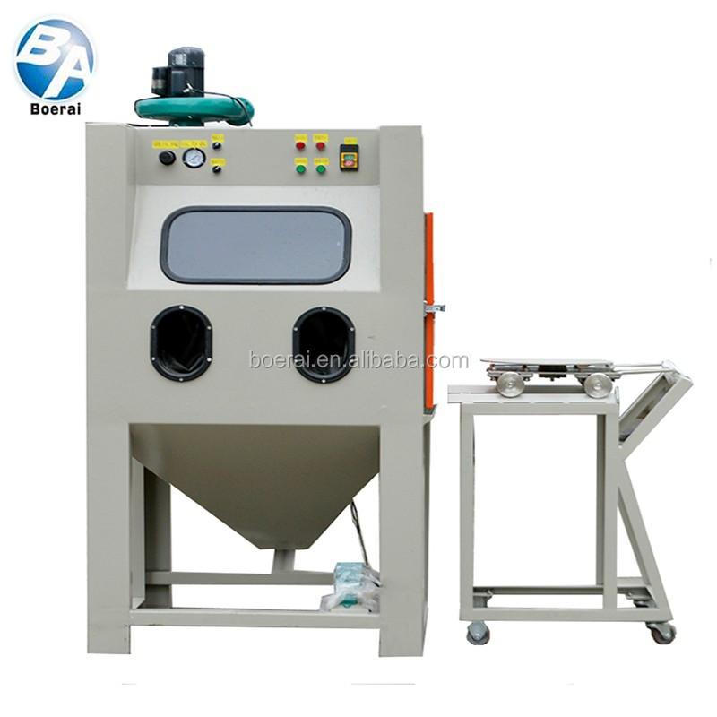 sandpapering machine