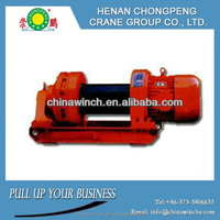 JK-D Series Small Electric Winch For Crane