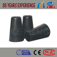 Spraying Machine/Shotcrete Machine Spare Parts Rubber Taper Sleeve
