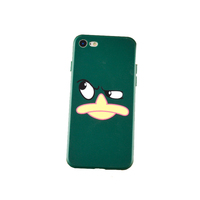 2016 New design animal 100% silicone material phone case