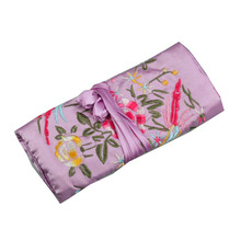 Wholesale top quality jewelry roll bags for sale ,jewelry pouch JR018