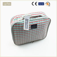 Large capacity Portable travel toiletry makeup bag comestic women wash bag