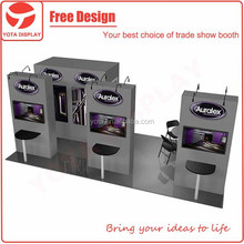 Yota 2015 innovative design high Quality Standerd Exhibition Booth