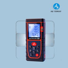 infrared electronic digital tape meter laser measure distance portable digital laser distance meter high frequency