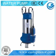 H800F sewage submersible pump for farm purification with 0.5~1HP