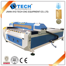 China hot sale ceramic tile acrylic paper wool felt 1325 laser cutting machine
