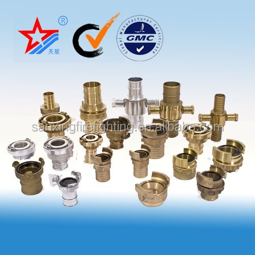 Russian fire coupling,fire equipment manufacturer,fire hose coupling