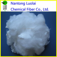 Virgin fibre PSF Polyester staple fiber price for 3D