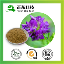 Organic Extraction Alfalfa Extract 5% Saponins