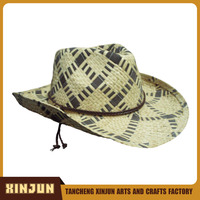 2016 PROMOTION CHEAP WHOLESALE ADULT MEXICAN STRAW COWBOY HAT
